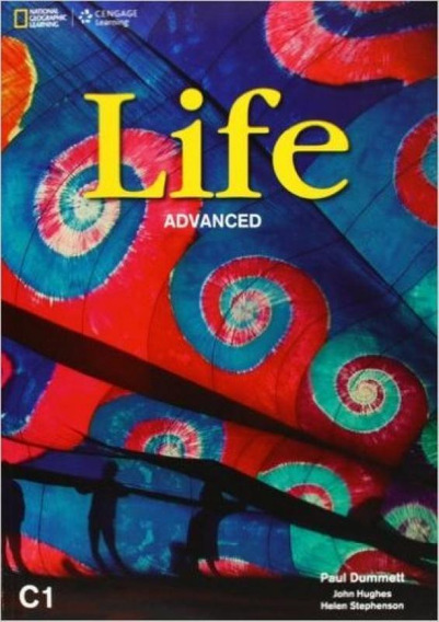 Life Advanced - Student Book With Dvd - National Geographic