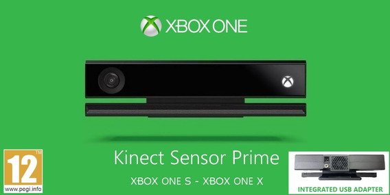 Kinect 2.0 Prime - Xbox One S - Xbox One X