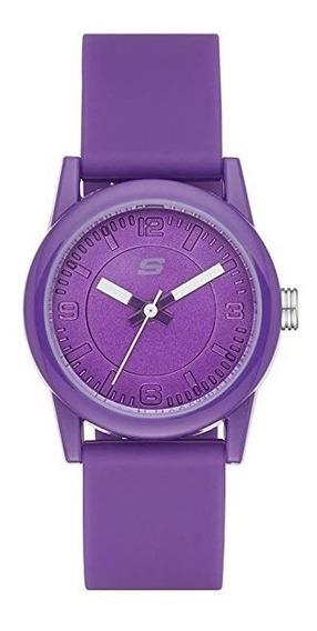 (oferta) Skechers Reloj Análogo Para Mujer Sr6034