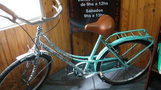 Bicicleta De Paseó Animal Print