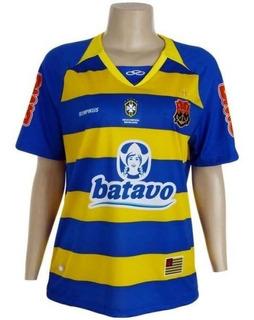 Camisa Do Flamengo 2010 Feminina Original Olympikus