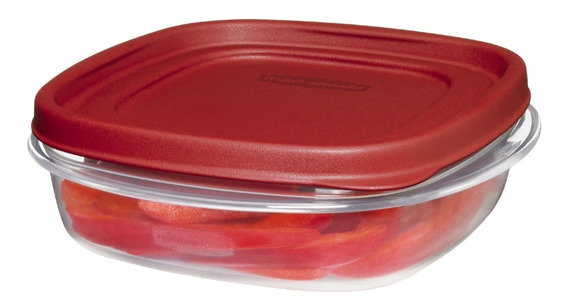 Contenedor Rubbermaid Easy Find Lids 710ml G7j65