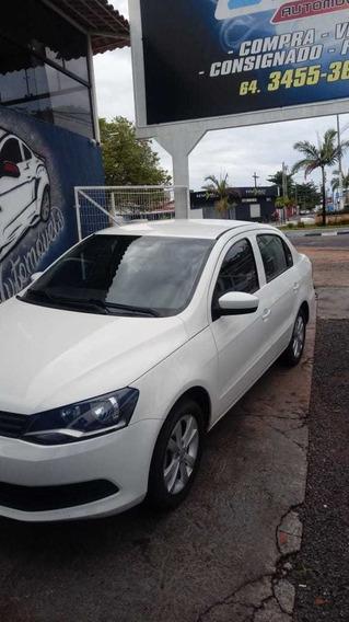 Volkswagen Voyage 1.6 Msi Trendline Total Flex 4p 2016