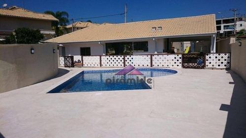 Casa Com 3 Dormitórios À Venda, 100 M² Por R$ 600.000,00 - Urbanova - São José Dos Campos/sp - Ca3507