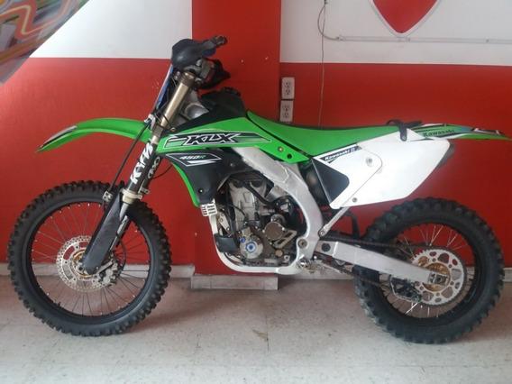 Kawasaki Klx 450 R