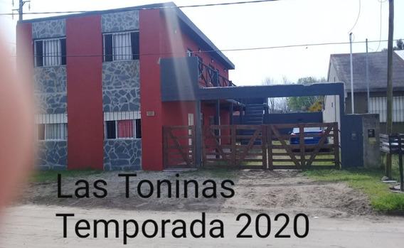 Las Toninas Temporada 2020