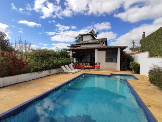Sobrado Com 4 Dormitórios À Venda, 308 M² Por R$ 1.500.000,00 - Fazenda Da Ilha - Embu-guaçu/sp - So2958