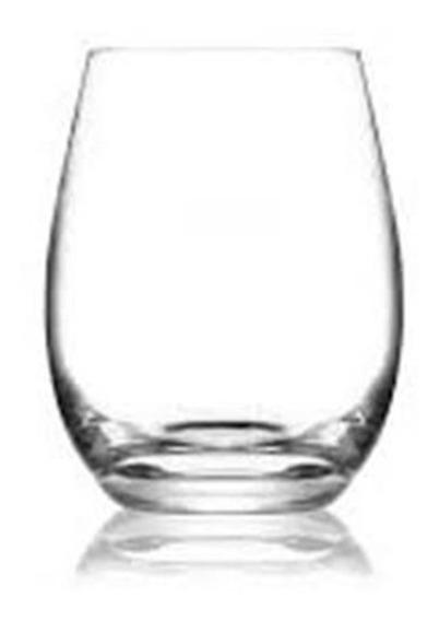Vaso Cristal Transparente Rics X600cc Cristaleria