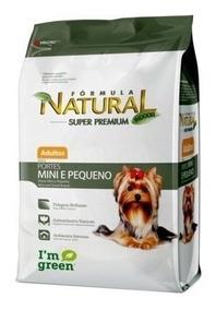 Formula Natural Adulto Raças Pequenas 20kg