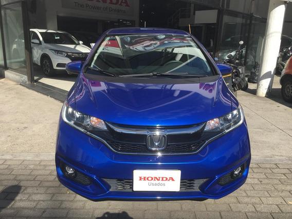 Honda Fit Ex Aut 2018