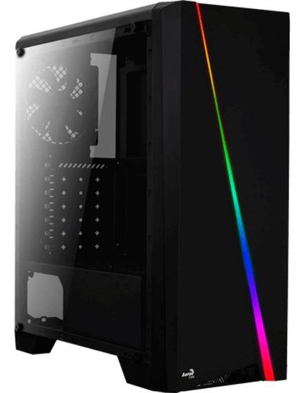 Pc Gamer Cpu I5 7400, 8gb Ddr4, Ssd120/hd 1tb, Gtx1660 6gb