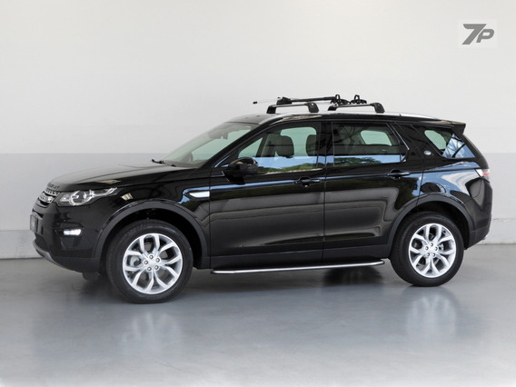 Land Rover Discovery Sport Hse 2.0 Si4 Turbo Gasolina 4p Au