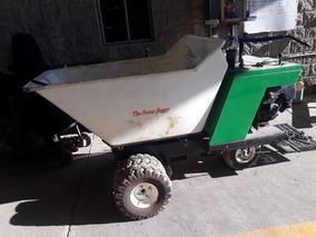 Buggy Carretilla De Concreto Motorizada