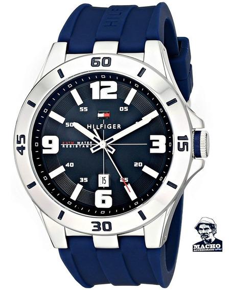 Reloj Tommy Hilfiger Drew 1791062 En Stock Original Nuevo