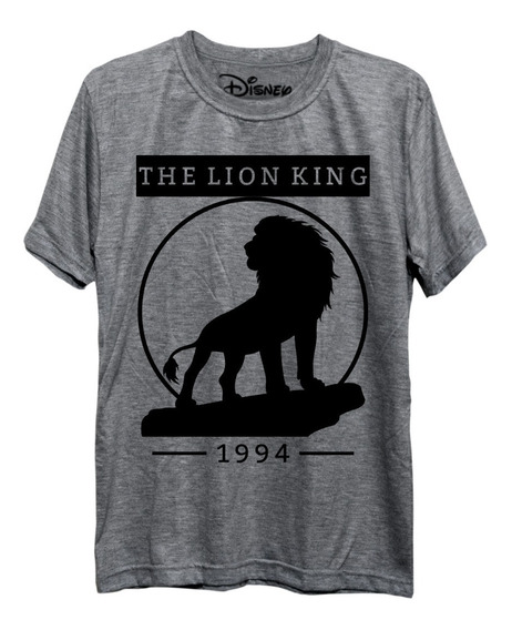 Camiseta Lion King 1994 Disney Rei Leão Freekz