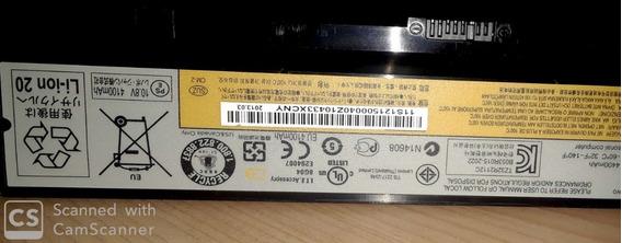 Pila/bateria Para Lapto Lenovo 17verdes...---g480