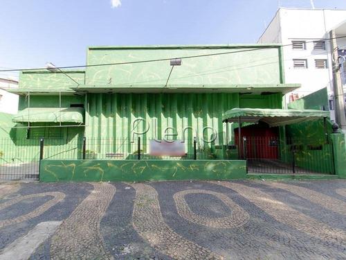 Barracão À Venda Em Vila Bissoto - Ba027901