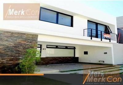Casa En Renta, Condominio Paseo De Los Eucaliptos , Solares Zapopan, Jal.