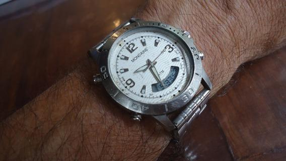 Relógio Mondaine 5atm Esporte Luxo Para Uso Ou Coleção