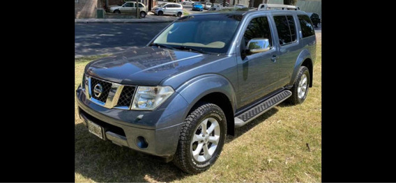 Nissan Pathfinder 2.5 Le 4x4 5at 2008