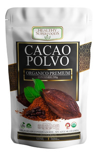 Cacao En Polvo 500g Orgánico Certificado
