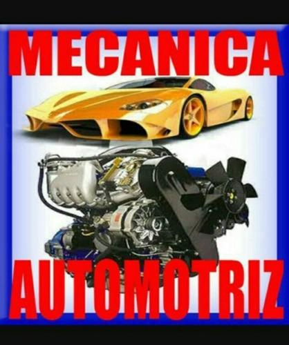 Imagen 1 de 7 de Mecanico Y Electricista Automotriz En Domicilio O Taller