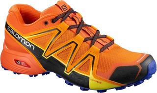 Zapatillas Hombre Salomon Trail Running Speedcross Vario 2