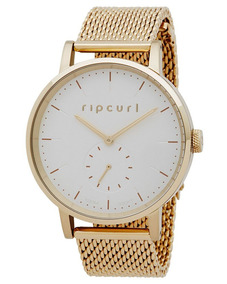 Relógio Rip Curl Circa Gold Super Slim Ref: 2.11834