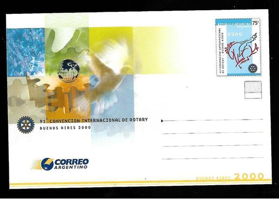 Convencion Internacional Rotary Buenos Aires 2000 - Gj 128