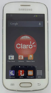 Samsung Galaxy Trend Lite Branco S7390 Original Semi Novo