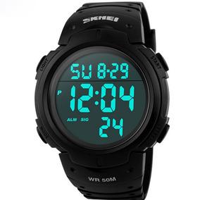 Relógio Masculino Esportivo Original Skmei Digital Militar