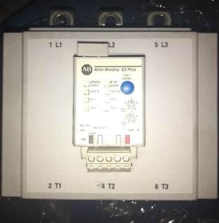 Relé Eletrônico De Sobrecarga Allen Bradley 193-ec3hg
