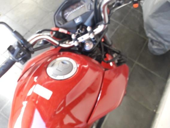 Honda Cg 160fan Esdi