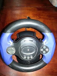 Volante Pc Ps3 Ps2 Onset Rw180 Vibracion Gamer