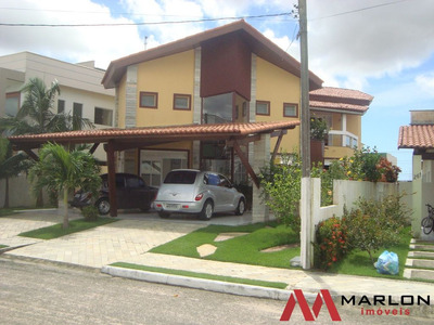 Casa Condomínio Green Club Ii Em Nova Parnamirim