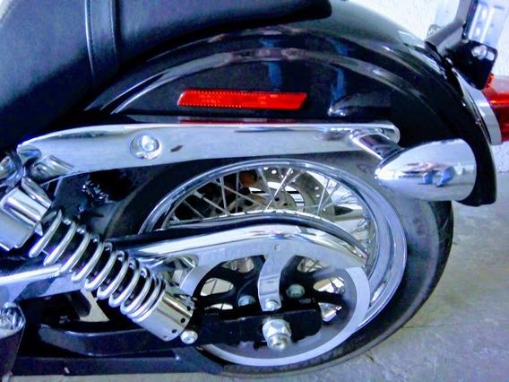 Hd Dyna 2012 Super Glide Custom Nueva 5,250 Kms Originales,