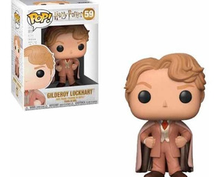 Funko Pop Gilderoy Lockhart Hp