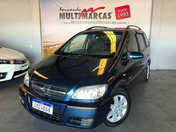 Chevrolet Zafira Elegance - Automática