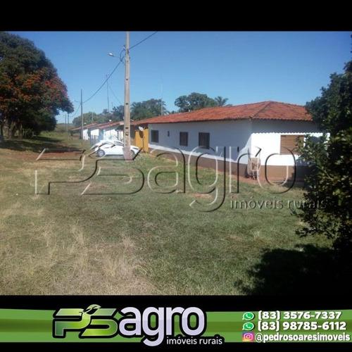 Imagem 1 de 12 de Fazenda. À Venda, 650 Hectares Por R$ 20.000.000 - Zona Rural - Minduri/mg - Fa0198