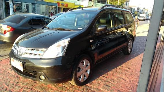 Nissan Grand Livina Sl Flex Aut. 7 Lugares 2012 Vilage Auto
