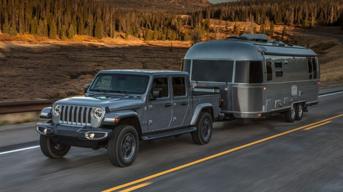 Imagen 1 de 9 de Jeep Gladiator Overland 3.6l At8 Unidad En Stock