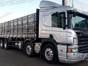 Scania Scania P 310 Ano 2015 Na Carroceria Graneleiro