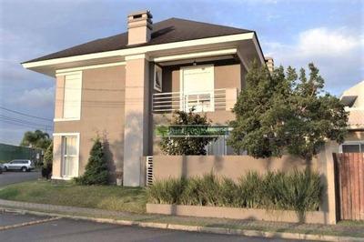 Casa Residencial À Venda, Santa Quitéria, Curitiba. - Ca0297