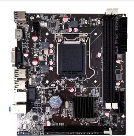 Kit Placa Mãe + Intel I5 + 16gb + 1050ti 4gb