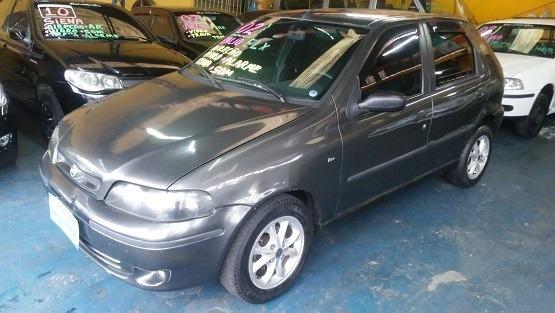 Fiat Palio 2002 Cinza