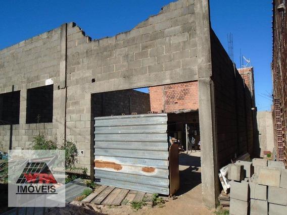 Salão À Venda, 145 M² Por R$ 230.000,00 - Jardim Sao Francisco - Nova Odessa/sp - Sl0164