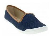 Slipper Moleca Jeans Escuro 5109.612