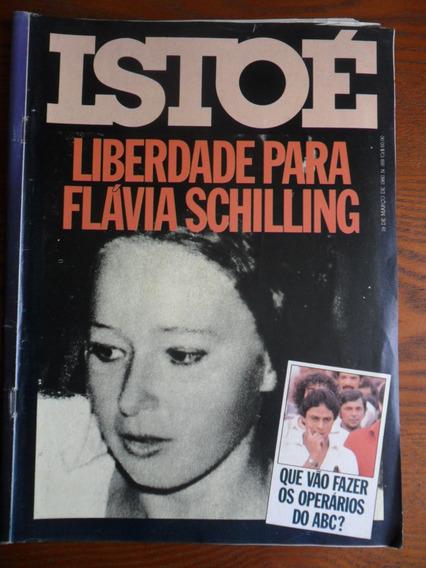 Isto É - Flávia Schilling (nº 169) Frete Grátis