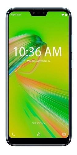 Celular Smartphone Asus Zenfone Max Shot 32gb Azul - Dual Chip