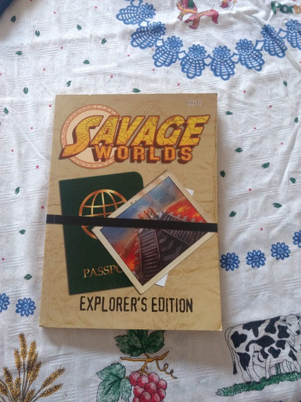 Savage Worlds - Explorer